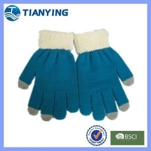 China winter snow for smartphone tablet capacitive touch screen gloves on sale