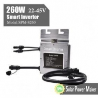 260w grid tie smart inverter