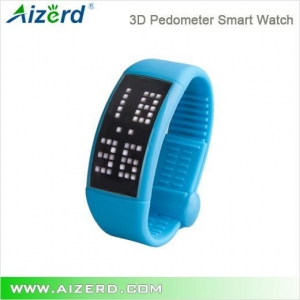 China 3D pedometer P016 USB-3D pedometer smart watch on sale