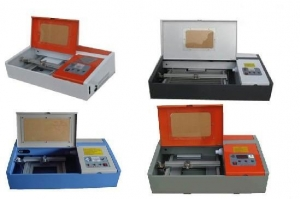 China Sealed Laser Rubber Stamp Making Machine YN2525 on sale