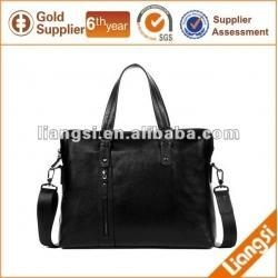 China 2012 Newest Design Men Leather Briefcase on sale
