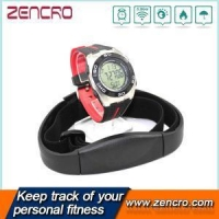 China pulse watch with Pedometer(HRM-2201) on sale