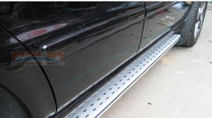 China Running boards Side steps for VW Tiguan on sale