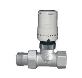 China Model :T32-V32 Thermostatic Radiator Control Valve on sale
