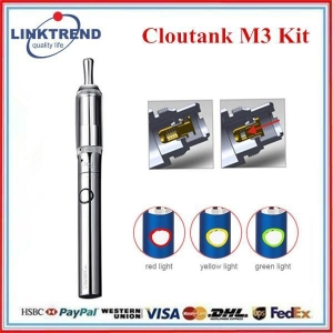 China Cloutank M3 dry herb & wax starter kit on sale