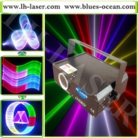 China Moving Laser Stage Light Animation Projector Laser DJ Party Disco light Laser Lighting(LH-RGB220) on sale