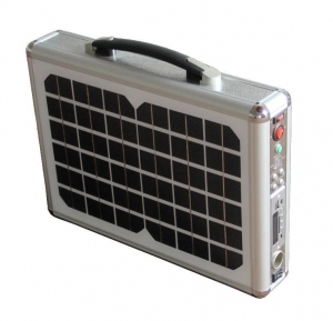China Portable Solar System (SSM10) on sale