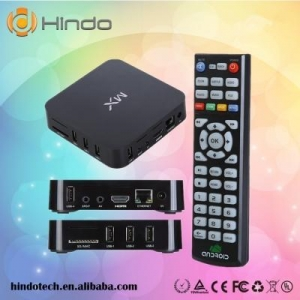 China Android TV box MX dual core Amlogic 8726 1G/8G on sale