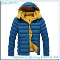 men duck down coat elegant winter coat