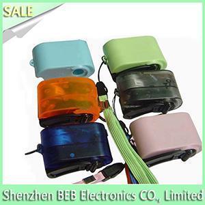 China 5v 300ma hand crank charger on sale