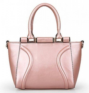 China Beauty products bags manufacturer brand leather bags designer tote bag (GL204) on sale