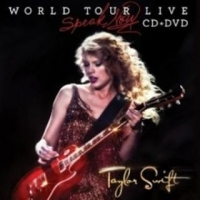 Music CD SPEAK NOW WORLD TOUR LIVE (CD+DVD)