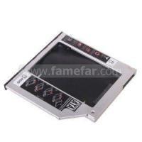 Universal 9.5mm SATA to SATA 2nd HDD Hard Drive Caddy