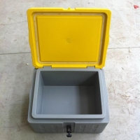 dry ice container box