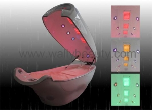 China 4 colors led light spa capsule for body rejuvenation & slimming on sale