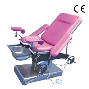 China FDT-01 Electro-mechanical gynaecology obstetric examination (operation) table on sale