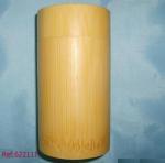 Bamboo tube jar