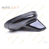 UNIVERSAL DECORATIVE CAR ROOF TOP SHARK FIN ANTENNA DUMMY AERIAL