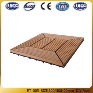 China RBDIY05 WPC DIY Tiles on sale