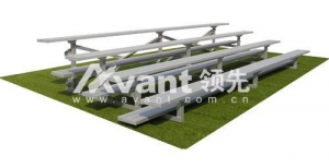 China The portable aluminum structure grandstand on sale