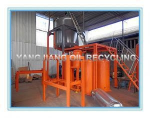 China Used Engine Oil Refining Machine on sale