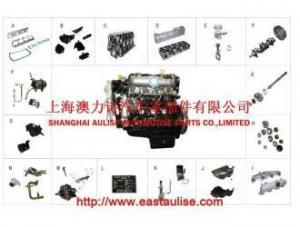 China 4DA1-2B 4DA1-2B1 JAC diesel engine spare parts on sale