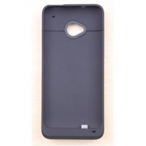 China Rechargeable external battery case for HTC ONE on sale