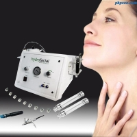 3 in 1 diamond peeling oxygen hydra facial machine