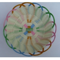China Round Snack Basket on sale