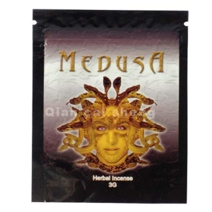 China 3g herbal incense packaging bag on sale