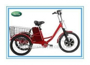 China E-tricycle GME108 on sale