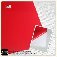 Red vinyl,color film,self adhesive vinyl,car wrap materials