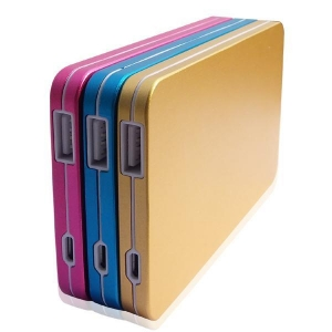 China New arrived mobile phone power bank slim polymer lithium ion battery power bank on sale
