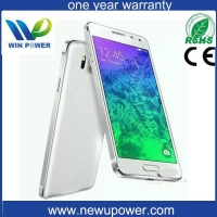 new arrival note4 Andriod 4.42 mobile phone mtk6582 quad core china oem low cost