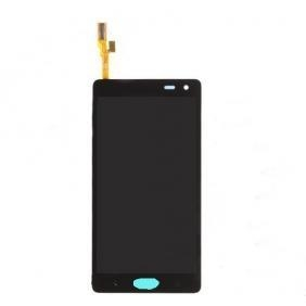 China For HTC Desire 600 LCD Screen and Digitizer Assembly - Black on sale