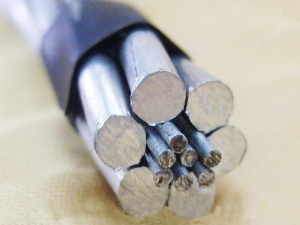 China ACSR-Aluminium Conductor Steel Reinforced on sale