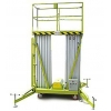 China Aluminum alloy vertical double Mast type lift table for sale