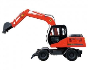 China Hydraulic Excavator on sale