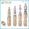 China High quality TVS electronic cigarette with compatible 18350/18650 or 18500 battery for sale