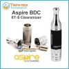 China 2014 best seller Aspire atomizer with a larger 2.4ml tank aspire clearomizer for sale