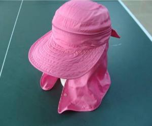 China Ladies Neckflap Golf Hats on sale