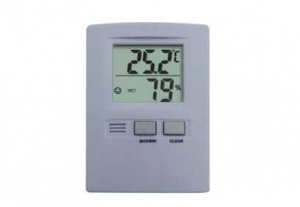 China Digital LCD Indoor Outdoor Thermometer&Hygrometer on sale