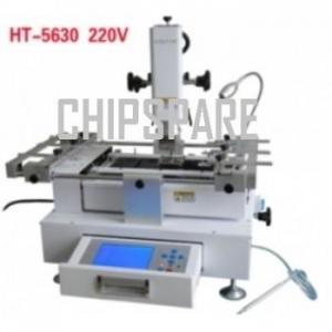 China HT-5630 BGA Machine Hot Air & Infrared BGA Rework Station 220V on sale