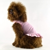 China Blank Dog T-Dress - pink for sale