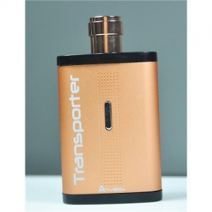 China vaporizer pen atmos herbal vaporizer atmos transporter gift box package on sale
