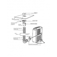 Air Conditioning accessories Portable Air Conditoners Installation