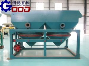 China Energy-saving composite double-action jigger (daily processing 2,000 tons of ore) on sale