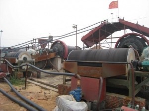 China Magnetite Ore Magnetic Separation Plant on sale