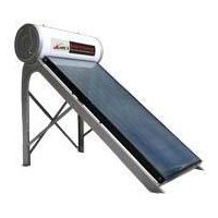 China Flat plate solar water heater on sale