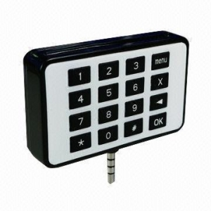 China IC Card Reader with Pinpad on Smart Phone on sale
